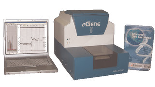 DNA testing system