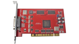 DVRC-TI DVR cards