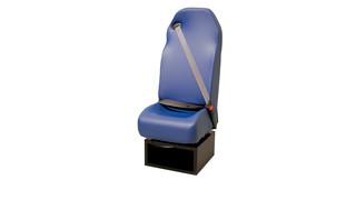 EVS 1700 Attendant Seat