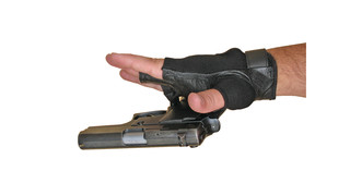 Gun Support Glove