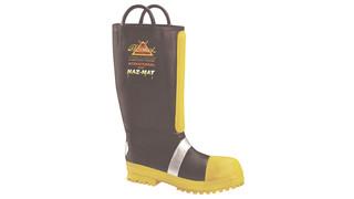 Hellfire Haz-Mat Boot