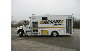 HERO Multi-Purpose Rescue/Response Truck