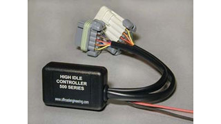 High Idle Controller