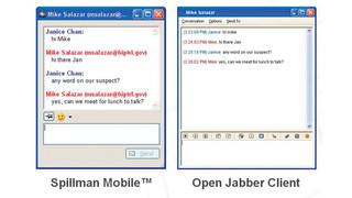 Jabber instant messaging (IM) technology