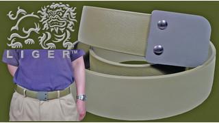 Liger Gun Belt with Gen3 Buckle