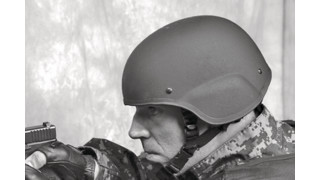 Max Pro Police BA3AC Helmet