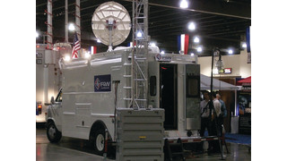 Mobile Emergency Tactical Command Center