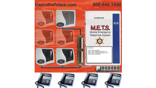 Mobile Emergency Telephone System