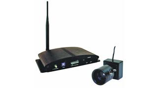 MXR-5847vf wireless color camera kit