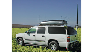 NEMESIS Electronic Countermeasures Jamming Vehicle