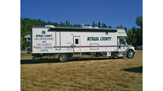 Nevada County Command Center