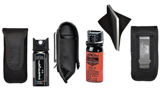 Pepper Spray Holsters