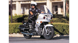 Police 1000 Motorcycle