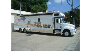 Pomona, CA, Command Center