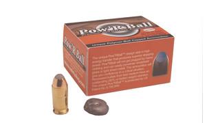 Pow'R Ball Ammunition