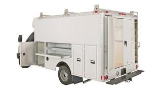 Spartan Service Van