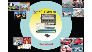 ST2800 SuperneT Integrated Communication System