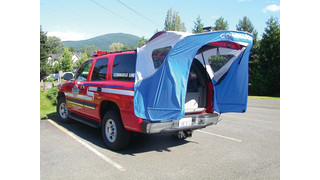 SUV Command Post