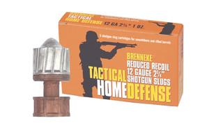 Tactical Home Defense 12 gauge 2 3/4-inch slug