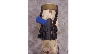 Tactical Thigh Holster