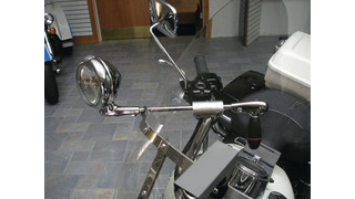 Unity Motorcycle Spotlight