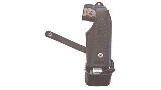 X26/M26 Taser Holster with Drop-Down Cartridge Pouch