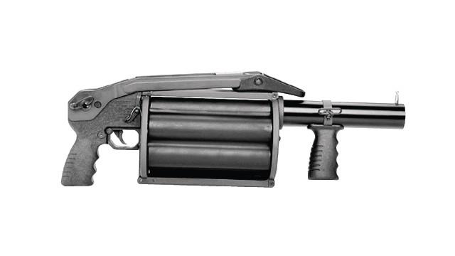 37mm Multi-Launcher
