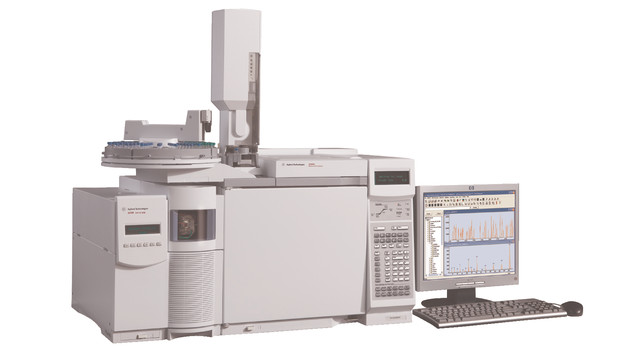 5975B Gas Chromatograph Mass Spectrometer | Officer.com