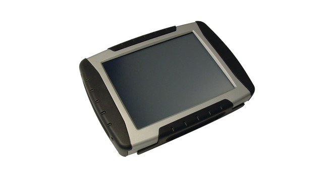 G-Force 850 Ruggedized Tablet PC