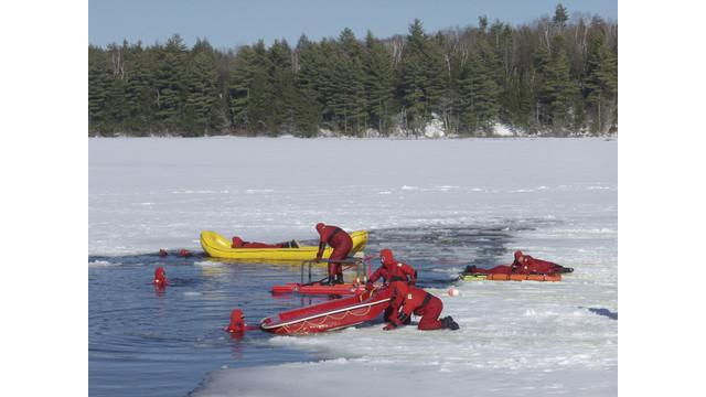 Ice Rescue Technician Courses