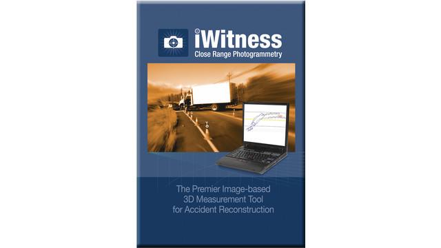 iWitness close-range photogrammetry software system