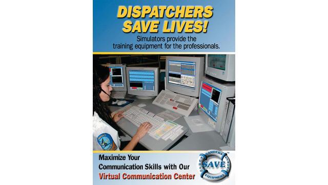 Phase II E 911 Training Simulator System