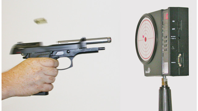 SafeShot Beretta 92/M9 barrel