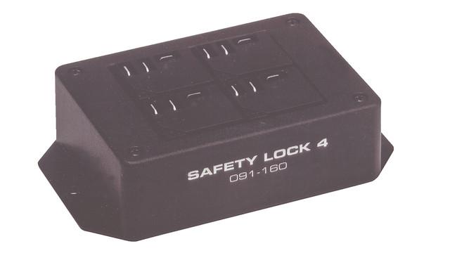Safety Lock 4 (model # 091 - 160)