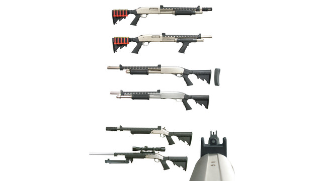SHOTFORCE Line for H'R, NEF, Mossberg, Remington ' Winchester