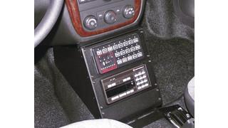2006-2007 Impala Consoles