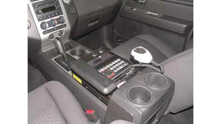 2007 Ford Expedition VS Series Console