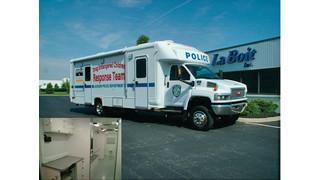 33' Drug Endangered Children's Response Vehicle (for the Jackson Tennessee Police Department)