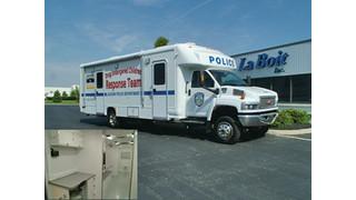 33 Foot Drug Endangered Children's Response Vehicle