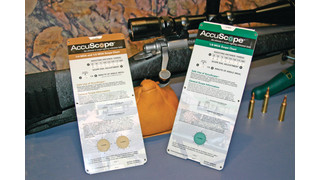 AccuScope Sight-in Reference Tool
