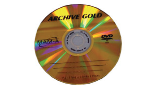 Archive Grade Gold DVD - 2006 Innovation Awards Winner: Computers