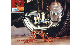 Automatic Tire Chains
