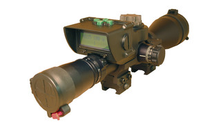Barrett Optical Ranging System (BORS)