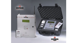 Centurion Wireless Security System