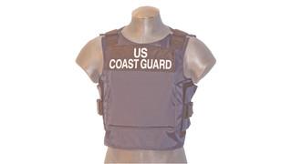 Coast Guard Raid Vest