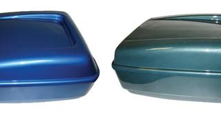 Custom Painted Radio Boxes