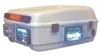 custom radio and light boxes