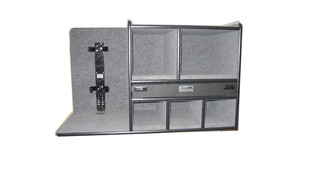Custom Vehicle Cabinets
