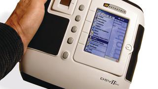 DSVII reader/computers
