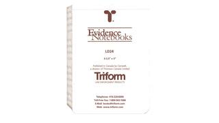 Evidence Notebooks